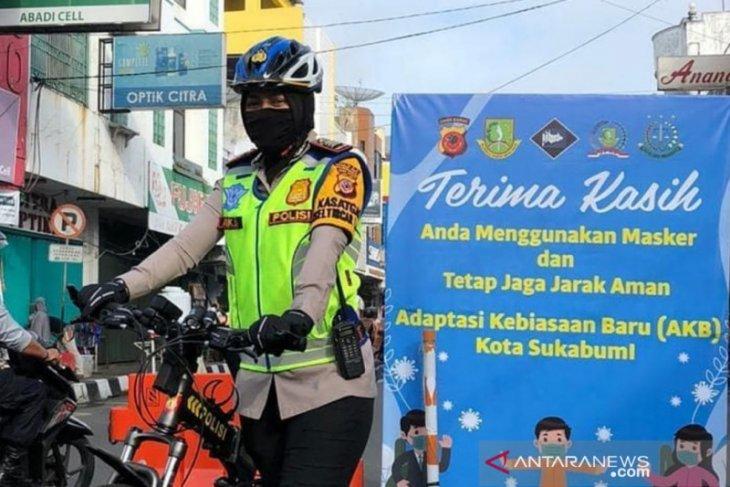 Ribuan pengendara di Sukabumi terjaring Operasi Patuh Lodaya 2020