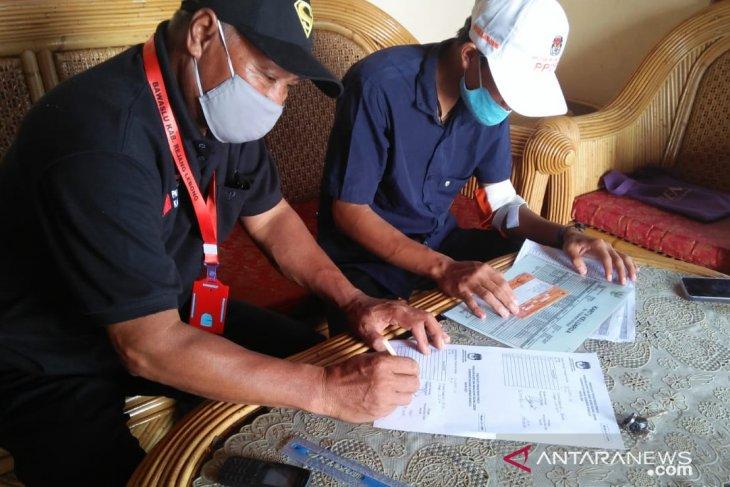 Bawaslu Rejang Lebong temukan data pemilih anggota berstatus TNI/Polri