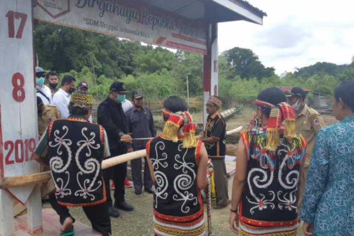 Lasarus : Pemerintah akan bangun rumah korban kebakaran Nanga Nyabau
