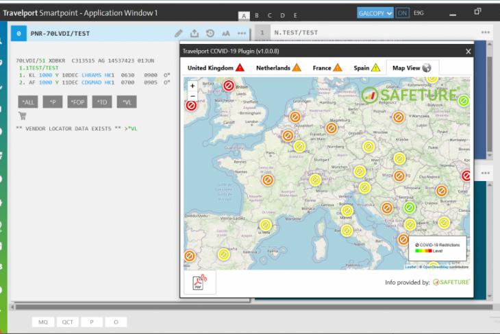 Plugin Smartpoint COVID-19 mendukung pemulihan industri perjalanan