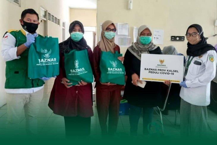 UPZ Bank Kalsel bantu penyaluran bantuan kebutuhan dhuafa terdampak COVID-19