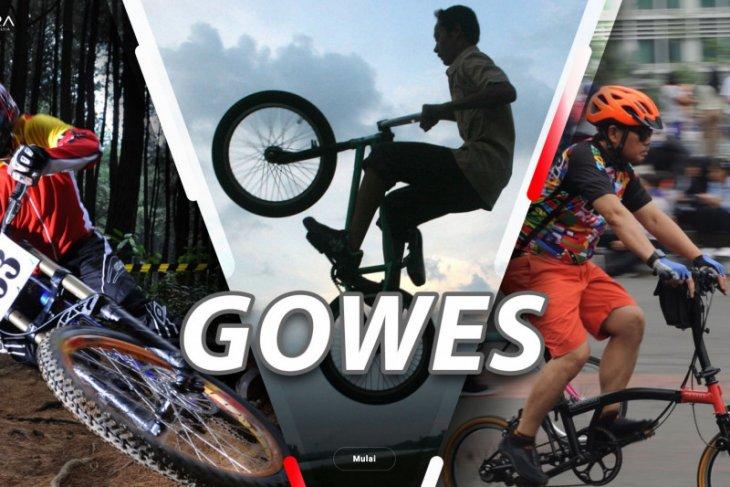 PB ISSI tengah adakan gowes Jakarta-Papua sejauh 2020 KM