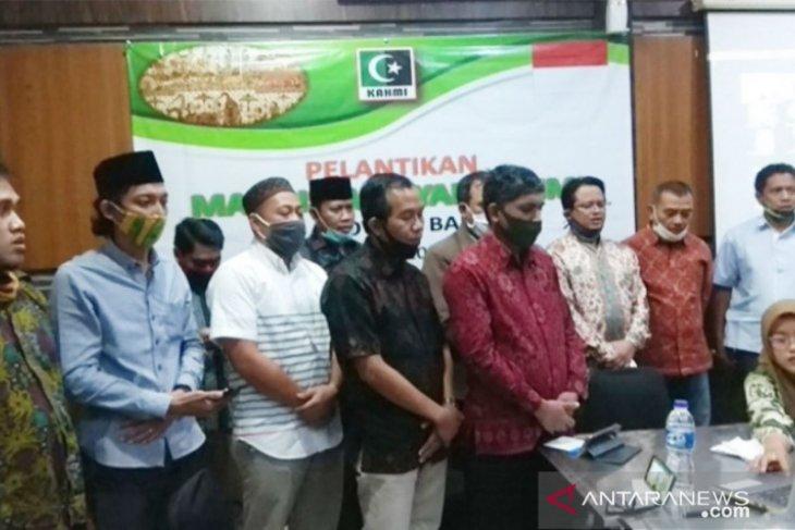 Umar Ibnu Alkattab pimpin Presidium MW KAHMI Bali