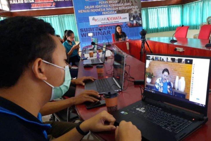 Bupati Tabanan minta media suarakan optimisme di tengah COVID-19