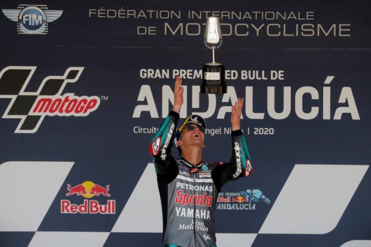 Quartararo disebut pebalap Prancis tersukses di MotoGP