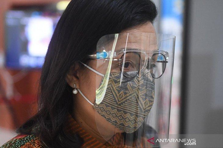 Sri Mulyani: Indonesia berpeluang selamat dari resesi ekonomi