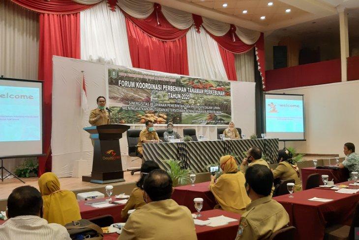 Benih jadi tantangan pengembangan perkebunan di Kalbar