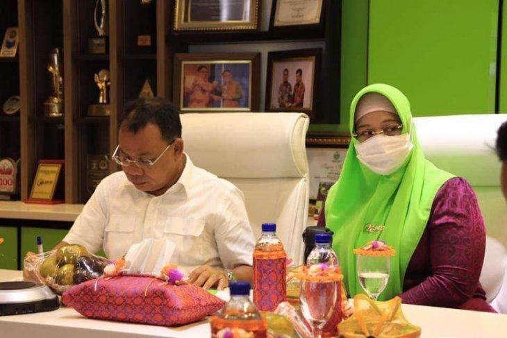 Wali Kota Binjai terima audensi PD KAMI