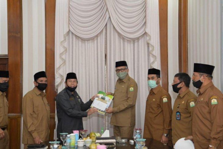 Pemerintah Aceh siap hibah lahan perluasan asrama haji
