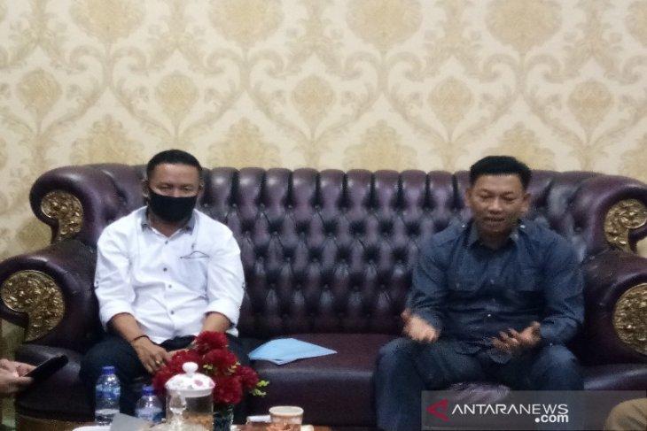 DPRD Kota Padang Sidempuan - PWI Tabagsel siap saling mengisi
