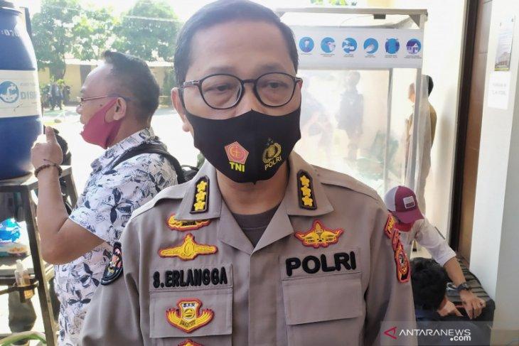 Polda benarkan adanya pelemparan bom molotov di Kantor PDIP Bogor