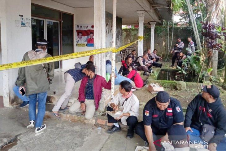 PDIP minta kadernya tetap tenang pascapelemparan bom molotov di Sekretariat PAC Bogor