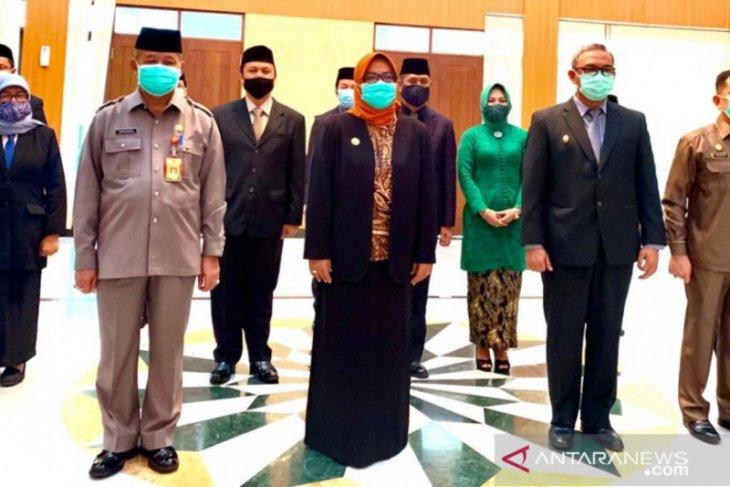 Bupati Bogor minta Kepala DLH baru segera selesaikan masalah limbah sungai