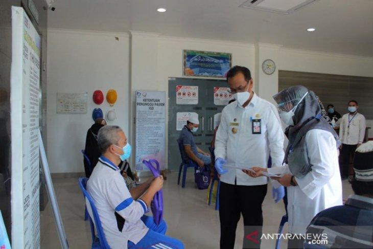 Sembuh COVID-19 HSS terus bertambah jadi 161, positif dalam perawatan 82
