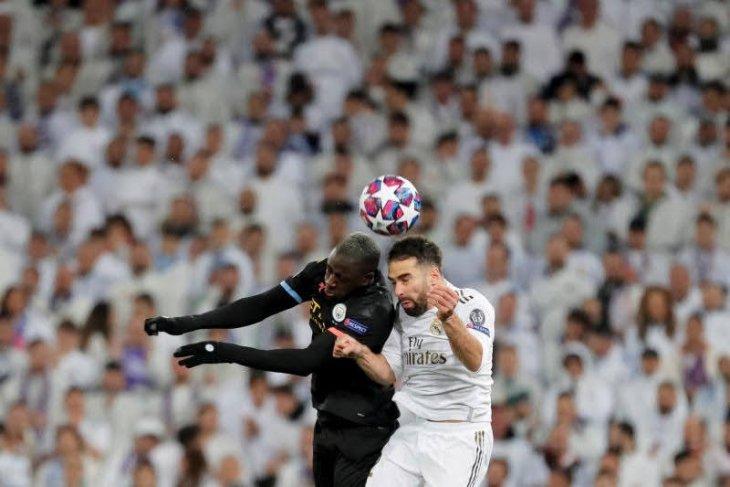 Liga Champions - UEFA yakin COVID-19 tidak pengaruhi laga Man City vs Real Madrid
