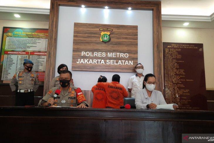 Polisi tetapkan tersangka penculikan balita di Pesanggraha