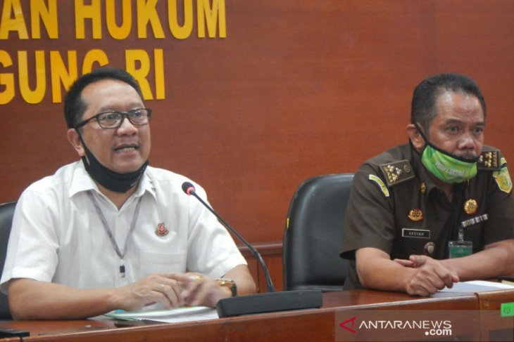 OJK deputy commissioner detained as Jiwasraya graft case suspect