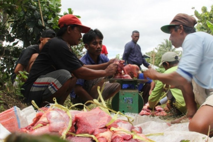 ACT-Global Qurban siapkan ratusan paket daging kurban untuk masyarakat di Maluku