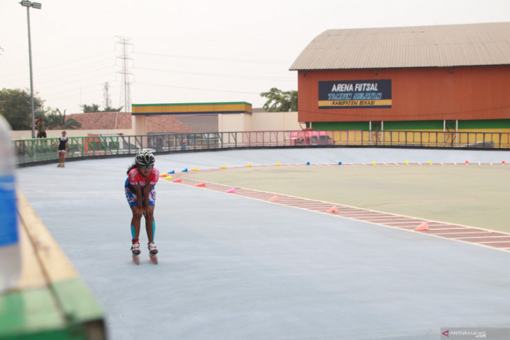 KONI Bekasi minta atlet patuhi protokol kesehatan saat lakukan latihan