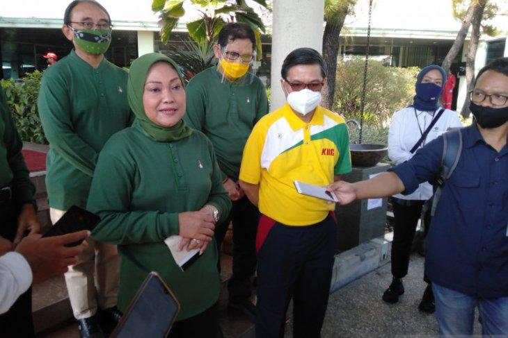 Ida Fauziyah: Banyak pekerja yang dirumahkan kini sudah kembali bekerja