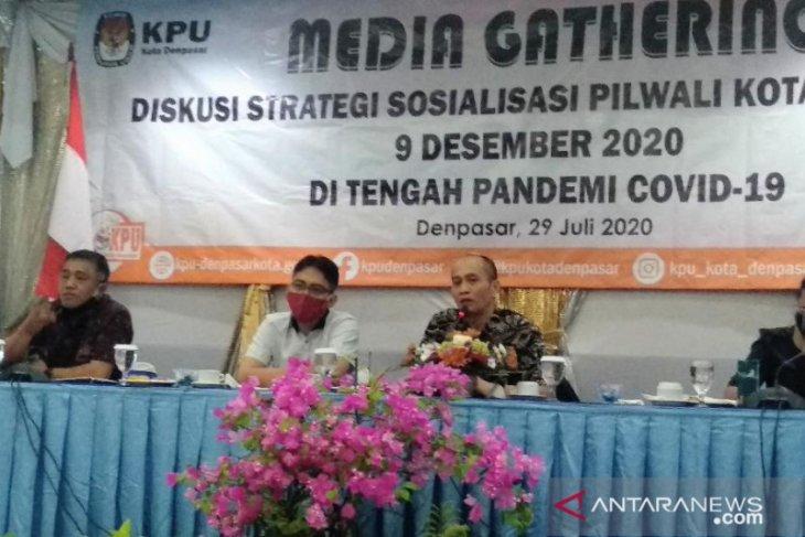 KPU Bali tak larang sosialisasi pilkada secara tatap muka