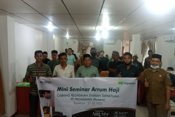 Remaja masjid diajak ikut sosialisasikan Program berhaji di Pegadaian Syariah