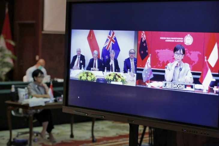 Indonesia, New Zealand set Rp40-trillion trade target by 2024