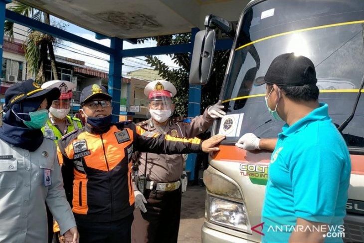 Forum LLAJ Singkawang gelar Ramp Check angkutan umum