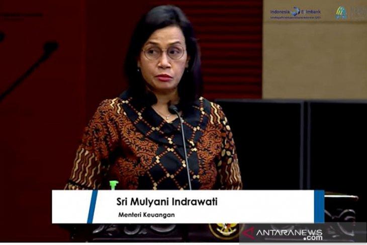 Sri Mulyani expects economic improvement to shore up tax revenue