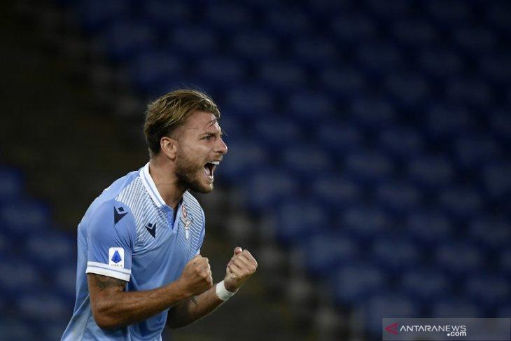 Lazio jadi tim terakhir yang amankan tiket perempat final Piala Italia