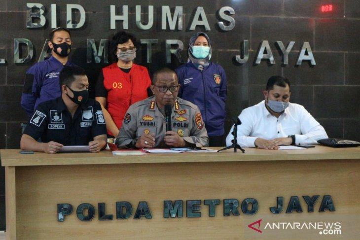Polisi tangkap tersangka pencemaran nama baik Ahok