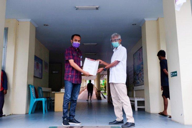 Karyawan Perwakilan BI Malut potong gaji peduli COVID-19