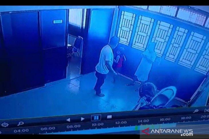 Viral video pukul dan tendang istri, polisi tangkap seorang pria di Deli Serdang