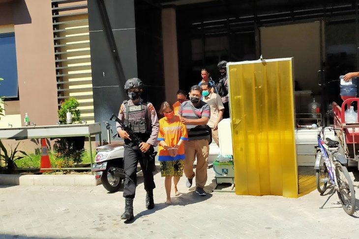 Polresta Sidoarjo tangkap pasutri pelaku perampokan