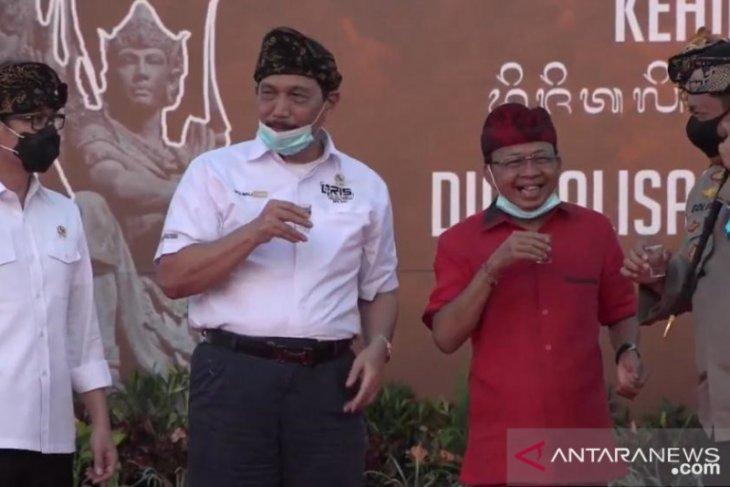 Gubernur Koster minta Bali diprioritaskan untuk terima  wisman