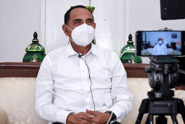 Gubernur ajak lembaga sosial bantu gerakkan ekonomi Sumut