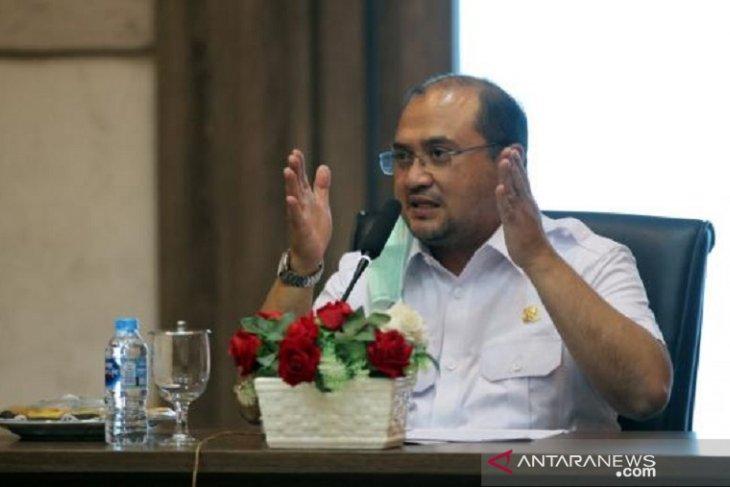 Babel rakor persiapan kunjungan Presiden Jokowi di mangrove Munjang