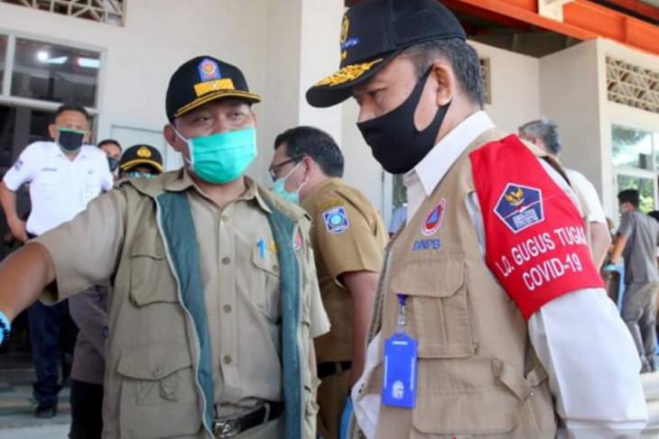 Gugus Tugas COVID-19 ketatkan pengawasan penumpang Pelabuhan Tanjungkalian