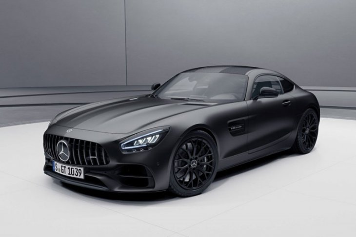 Mercedes-AMG GT 2020 bisa dipesan, harga di kisaran Rp2 miliar