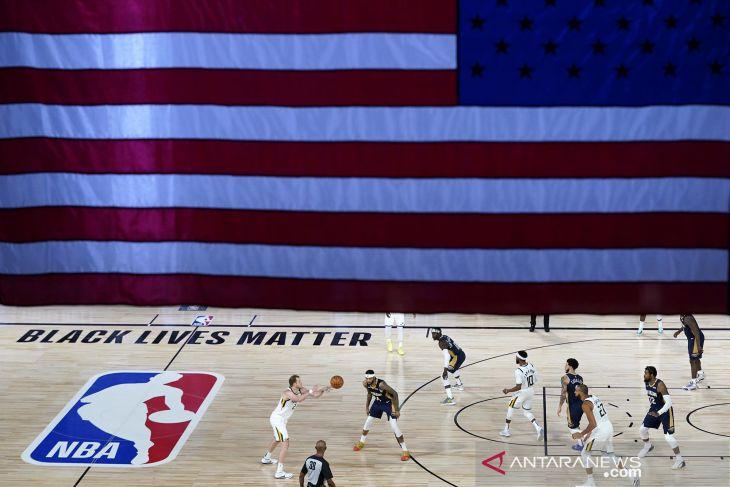 Tes terkini kembali nyatakan gelembung NBA bersih COVID-19