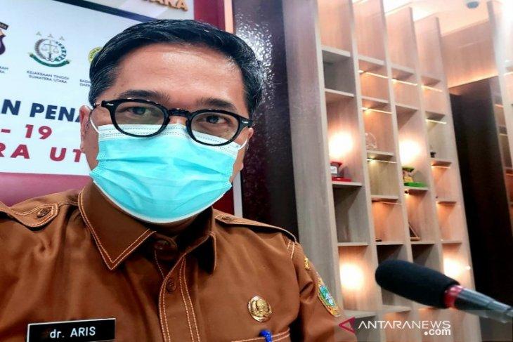 Pasien COVID -19 di Sumut bertambah  3.931 orang