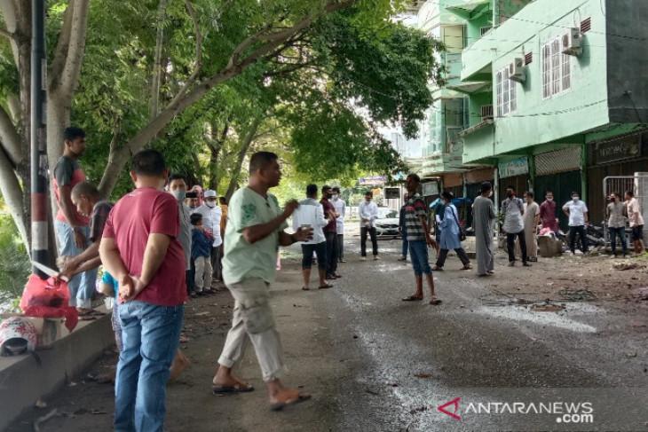 Sejumlah Gampong laksanakan kurban hari pertama