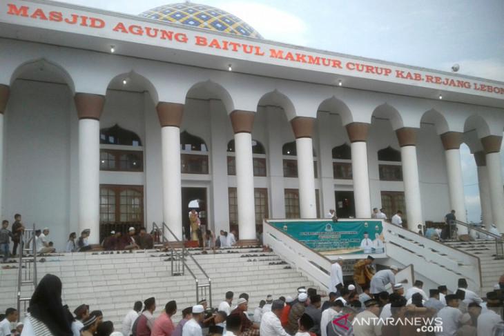 Masjid Agung Rejang Lebong bagikan 430 kupon daging kurban
