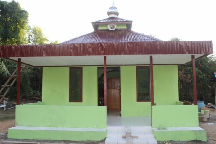 Banten: One held for vandalizing Darussalam Musholla