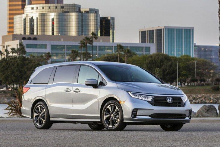 Honda Odyssey 2021 mulai dijual Agustus