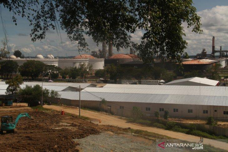 Ribuan tenaga kerja lokal tersetap pada Proyek RDMP Pertamina