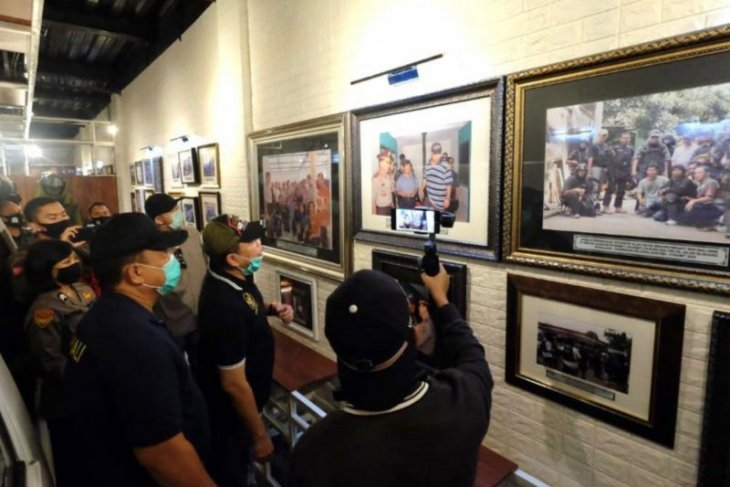 Bamsoet dorong Museum Terorisme