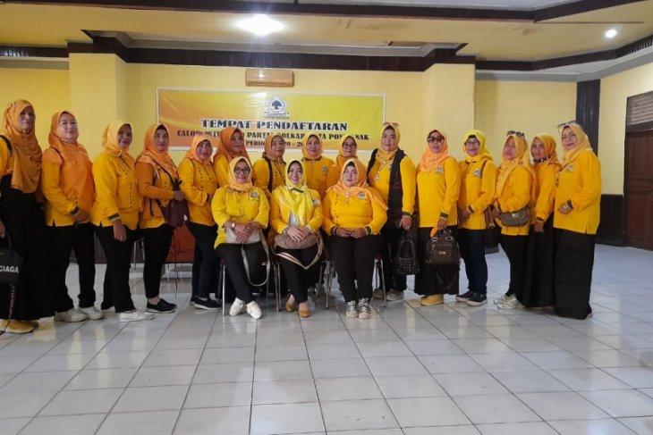 Beby Nailufa Maju pemilihan Ketua DPD Golkar Pontianak