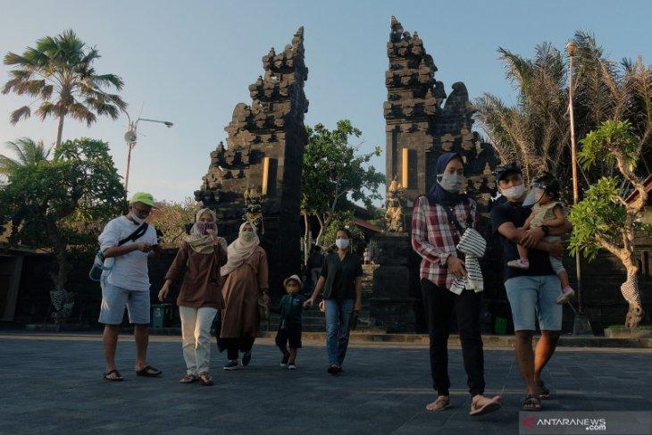 Bali dinobatkan jadi destinasi wisata terbaik dunia pilihan wisatawan