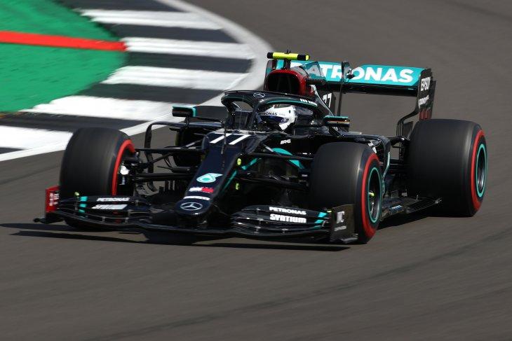 Bottas ungguli  Hamilton untuk puncaki FP3 Grand Prix Britania